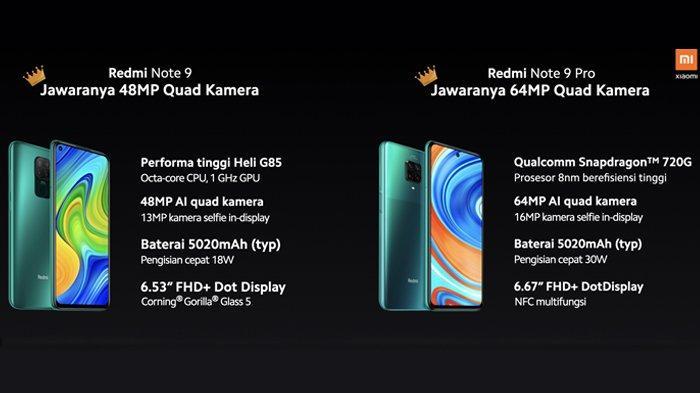 Review Redmi Note 9 dan Redmi Note 9 Pro, Ini Perbedaan Kedua Ponsel Teranyar Xiaomi di Indonesia