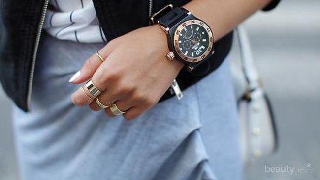 Berikut 6 Jam Tangan yang Cocok untuk Wanita Gemuk